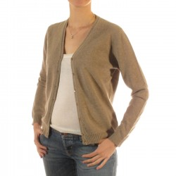 Giacca donna cashmere cardigan
