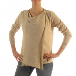 Giacca cashmere donna cardigan