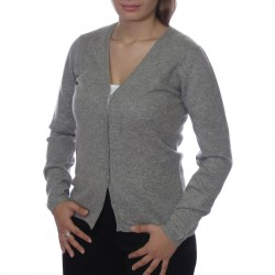 Cardigan cashmere donna giacca